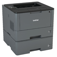 Brother Mono HL-L5100DNT Grey Laser Printer HL-L5100DNT