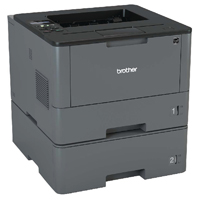 Brother Mono HL-L5200DWT Grey Laser Printer HL-L5200DWT