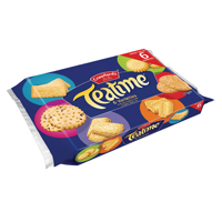 Crawfords Teatime Assorted Biscuits 275g A07549