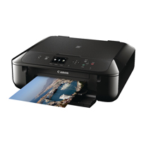 Canon Pixma MG5750 All-in-One Colour Inkjet Printer Black 0557C008AA