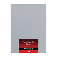 Canon A2 Photo Paper Pro Luster 25 Sheets 6211B026 (Pack of 25)