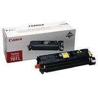 Canon 701L Y Yellow Toner Cartridge Low Yield 9288A003