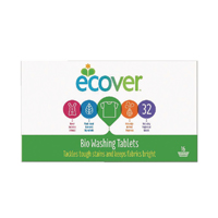 Ecover Laundry Tablets (Pack of 32) 1012132