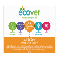 Ecover Dishwash Tablets All in One XL 70 tabs 1002126