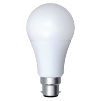 12W BC Opal 1000LM Dimmable LED Lamp PBC12WWDIM