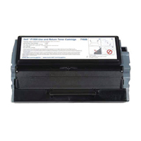 Dell Black Use and Return Laser Toner Cartridge 595-10013