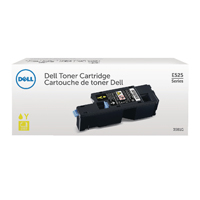 Dell Yellow Toner Cartridge 593-BBLV