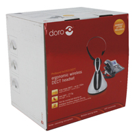 Doro HS1910 Wireless Headset With Lifter