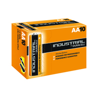 Duracell Industrial AA Alkaline Batteries 5000832 (Pack of 10)