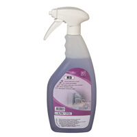 Diversey Room Care R9 Bathroom Cleaner 750ml (Pack of 6) 7508740