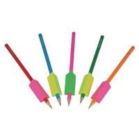 Classmaster Pencil Grips Assorted PG10A