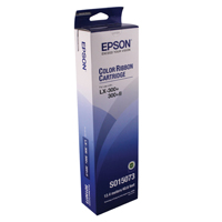Epson Fabric Ribbon Cartridge Colour LX-300 S015073 C13S015073