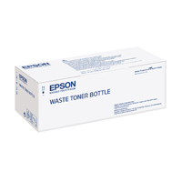 Epson S050498 Mono/Colour Waste Toner Bottle Twin Pack (Pack of 2) C13S050498