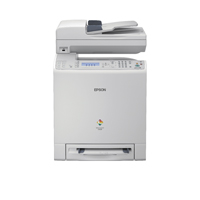 Epson AcuLaser CX29DNF Multifunctional Laser Printer With Fax C11CB74021BW