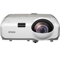 Epson EB-430 XGA Short Throw Projector White