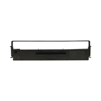 Epson Black Serial Impact Dot Matrix Ink Ribbon Cartridge For LQ-300/350 Printer s C13S015633