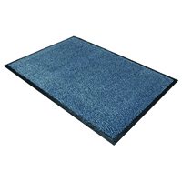 Doortex Blue Dust Control Door Mat 600x900mm 46090DCBLV