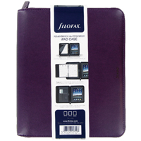 Filofax A5 Pennybridge Organiser Purple 028034