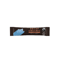 Cafedirect Fairtrade Decaffeinated Freeze Dried Instant Coffee Sticks (Pack of 250) TWI41032