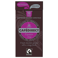 Cafedirect Nespresso Compatible Coffee Pods Vivo (Pack of 100) FCR0035