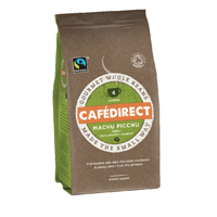 Cafedirect Machu Picchu Coffee Beans 227g Buy 2 Get 1 Free GAL838116