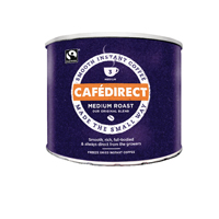 Cafe Direct Coffee 500g Tin Buy 2 Get 1 FOC