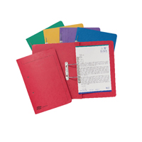 Europa Assorted Spiral Files (Pack of 25) 3000
