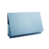 Guildhall Blue Probate Document Wallet Pack of 25 PRW2-Blue