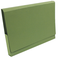 Guildhall Green Pocket Legal Wallet (Pack of 25) 211/8002