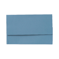 Guildhall Blue 3/4 Flap Pocket Wallet (Pack of 25) PW5-BLUZ