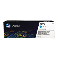 HP 305L Cyan Economy Toner Cartridge CE411L