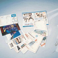 GBC Document Laminating Pouches 160 Micron A4 (Pack of 100) IB585036