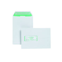 Basildon Bond C5 Window Envelopes 120gsm Peel and Seal White J80119 Garden Voucher Prize Draw