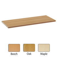 Arista Maple Wooden Shelf For Open Front Storage KF72116