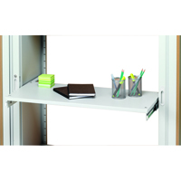Arista Tambour Cupboard Sliding Shelf