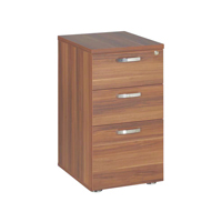 Avior 600mm Desk High Pedestal Cherry KF72285