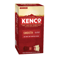 Kenco Smooth Instant Coffee Sticks 1.8g (Pack of 200) 65687