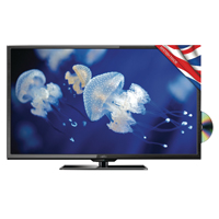 Cello Black Full HD 40 inch LED TV With USB/DVD C40227FT2
