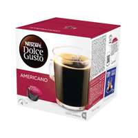 Nescafe Dolce Gusto Caffe Americano (Pack of 48) 121172974