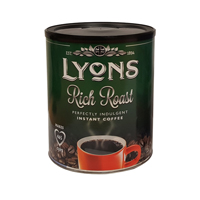 Lyons Instant Coffee Granules 750g NWT875