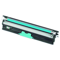 Oki C110/C130 High Capacity 2.5K Cyan Laser Toner Cartridge 44250723
