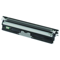 Oki C110/C130 High Capacity 2.5K Black Laser Toner Cartridge 44250724