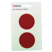 Blick Company Seal 50mm Diameter (Pack of 160) RS014652