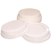 Caterpack 35cl Paper Cup Sip Lids White (Pack of 100) AHWL90