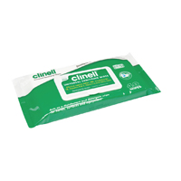 Clinell Universal Sanitising Wipes 40 (Pack of 24) GCW40