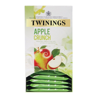 Twinings Apple Crunch Infusion Tea Bags (Pack of 20) F09612