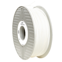 Verbatim ABS 1.75mm 1kg Reel White 3D Printing Filament 55011