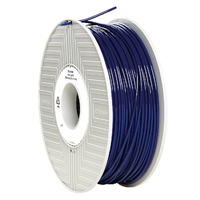Verbatim PLA 3D Printing Filament 2.85mm 1kg Reel Blue 55278