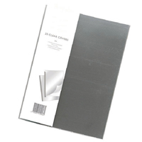 Clear Binding Covers (Pack of 100) WX01946