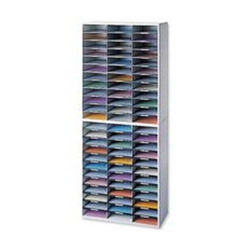 Fellowes Literature Organiser 72 Compartments          25121